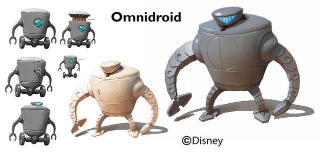 Disney infinity omnidroid