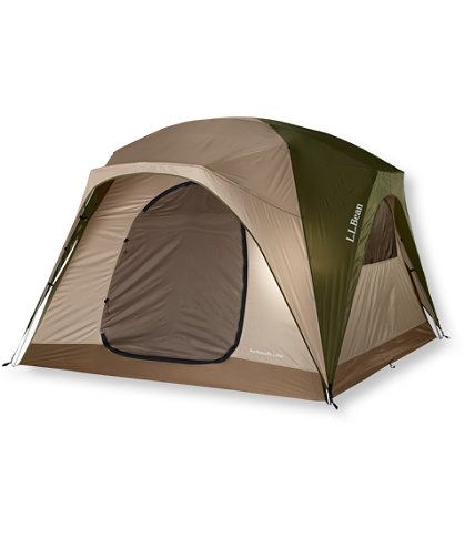 Northwoods 6-Person Cabin Tent Tents | Free Shipping at L.L.Bean $399.00  sc 1 st  Pinterest & Northwoods 6-Person Cabin Tent: Tents | Free Shipping at L.L.Bean ...