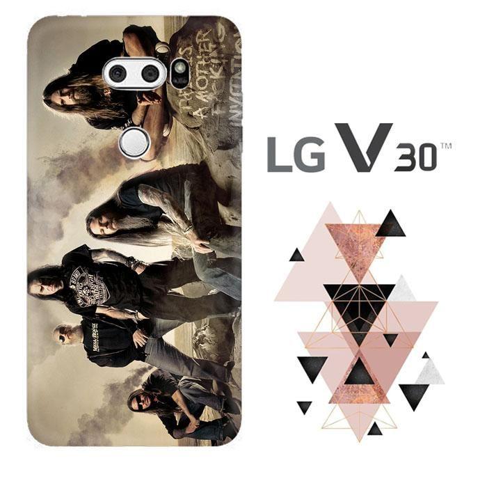 Lamb of god band Z0032 LG V30 Case