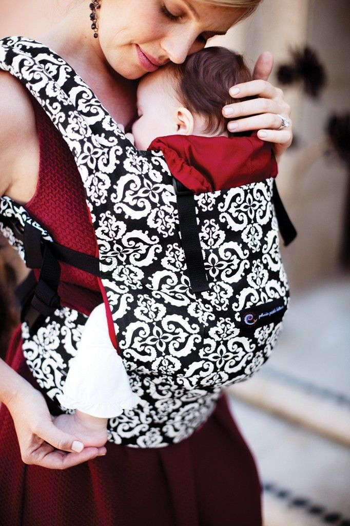 b8a72ca645d ERGObaby Carrier in Frolicking in Fez - ERGObaby - Carriers ...