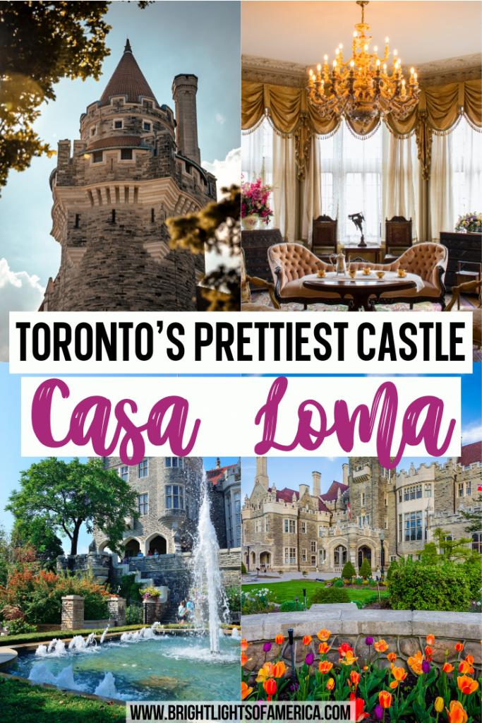 Casa Loma history (Toronto's castle on the hill) – Bright Lights of America