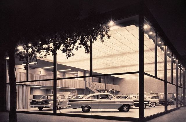 Vogel Chevrolet Showroom Things I Wish Still Existed