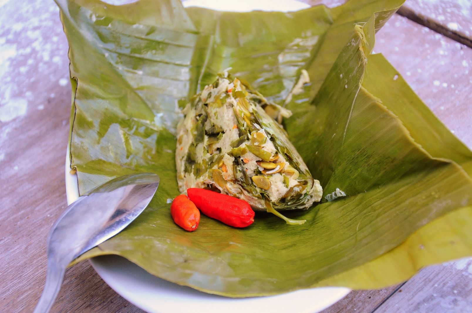 Masakan Khas Kota Solo Bothok Wungkus Bothok Teri Bothok Mlanding Resep Masakan Masakan Makanan Dan Minuman