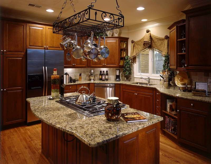 Faux granite countertops are one of the good options when you want ...