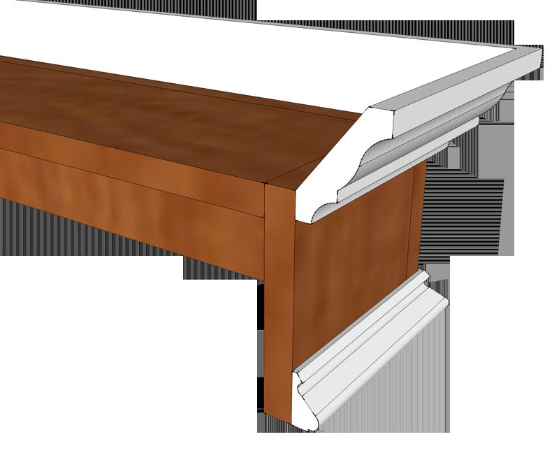 Diy Wood Window Cornice Favorite Places Amp Spaces