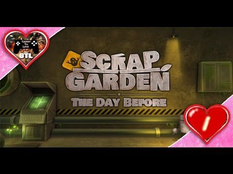 scrap garden the day before my little robot en pc - Scrap Garden