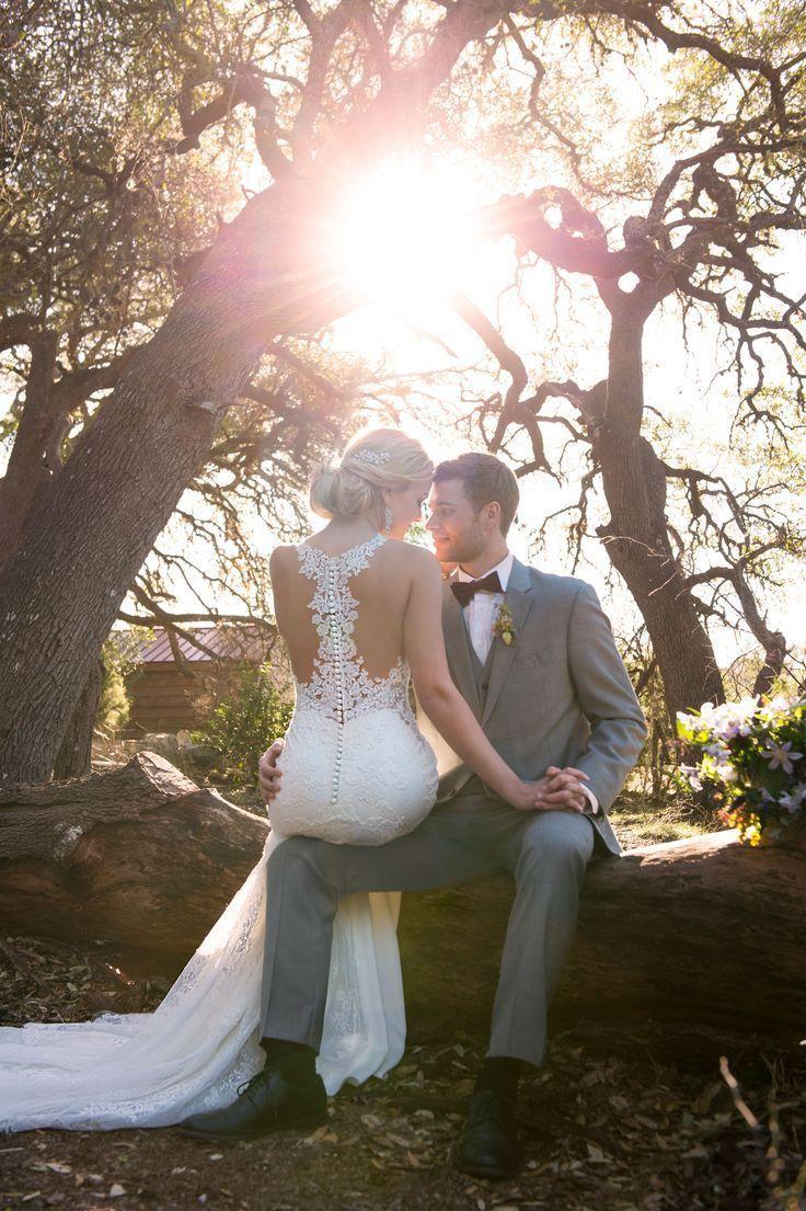Wedding Dresses | Airy Chiffon Boho Wedding Gown | Essense of Australia #wedding… – Hochzeitskleid