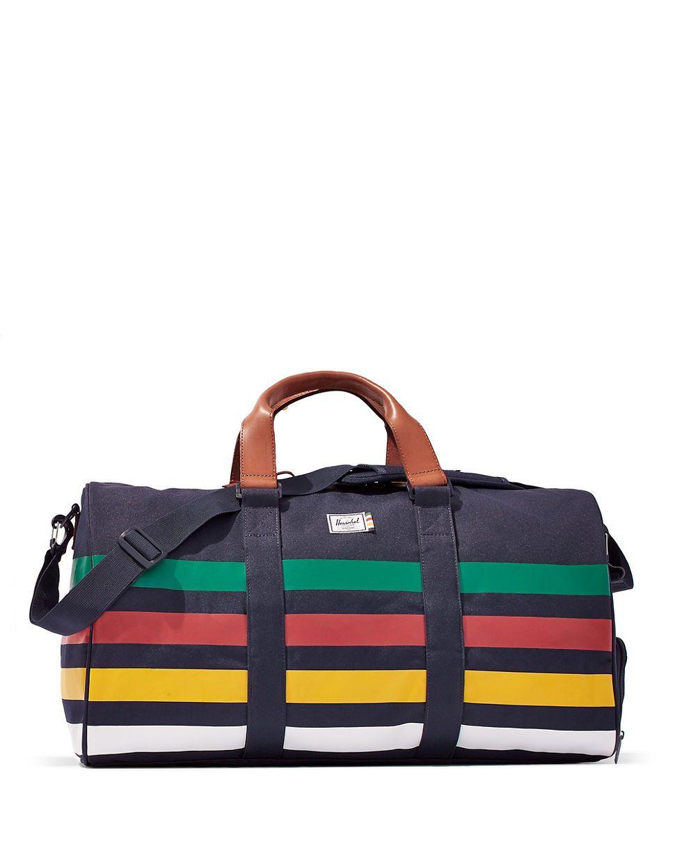 276a5b3d57 X Herschel Novel Duffle Bag