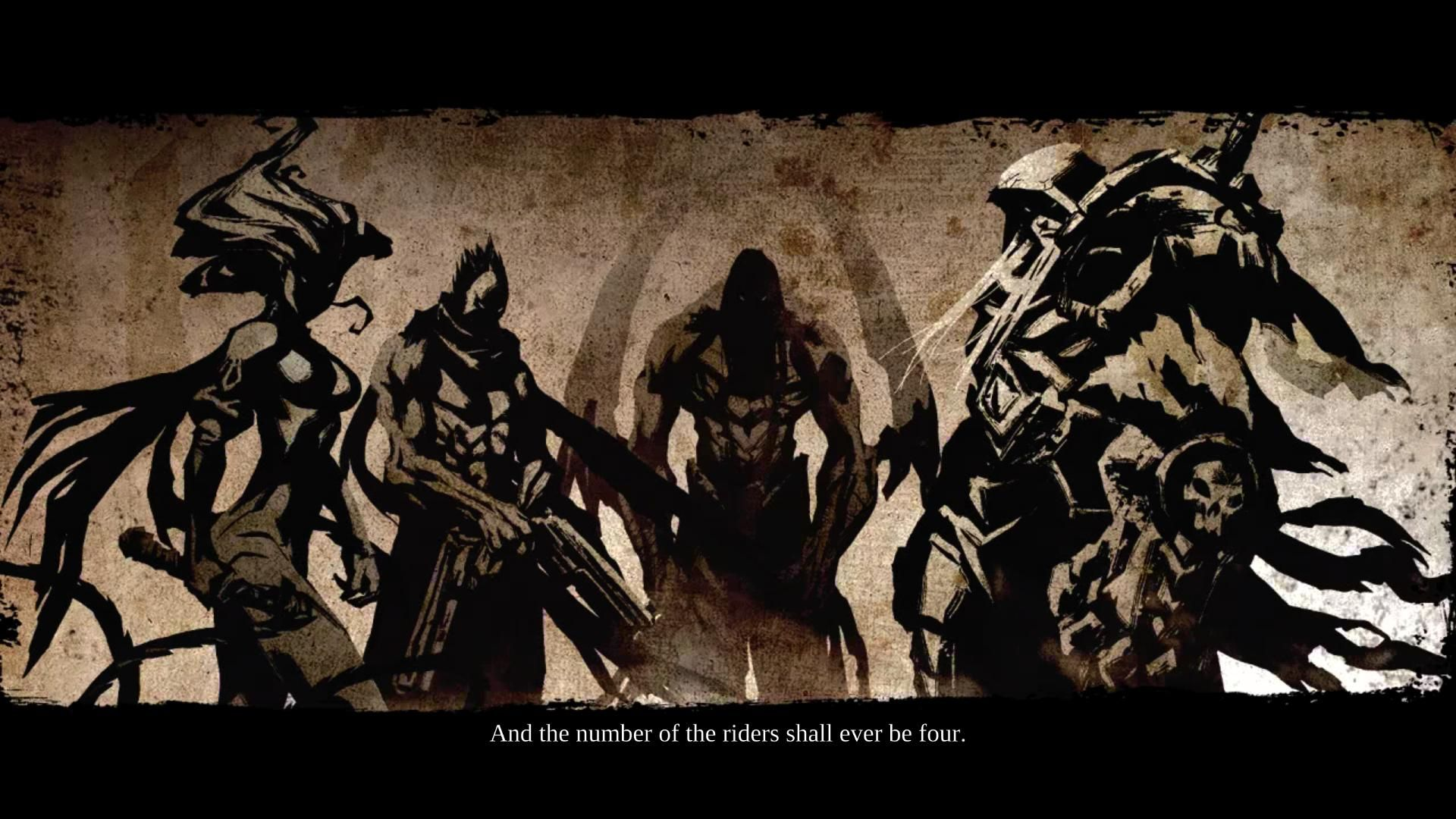 Pin By Christopher On Darksiders Horsemen Of The Apocalypse
