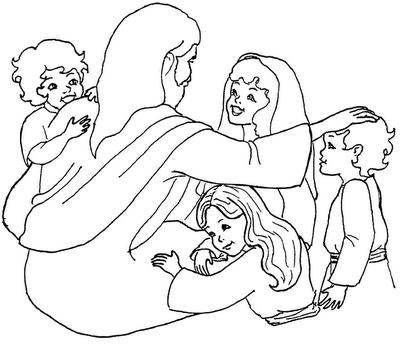 Dibujos De La Biblia Para Colorear E Imprimir Dibujos