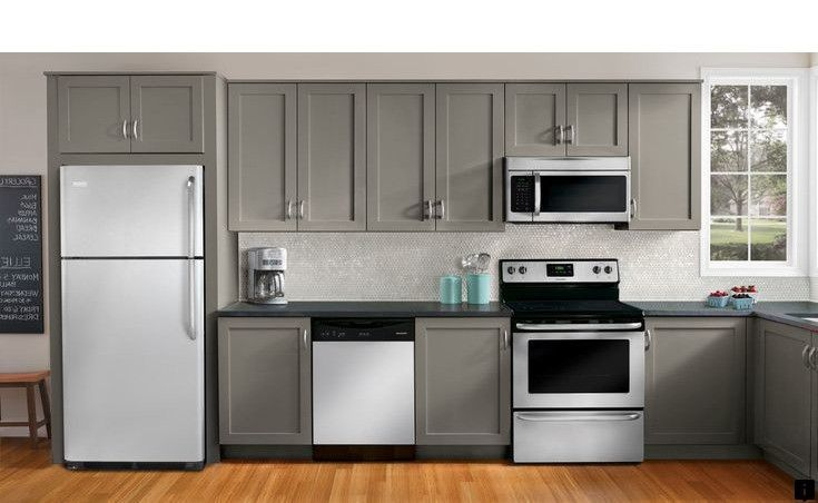 Read information on kitchen appliance sets. Just click on ...