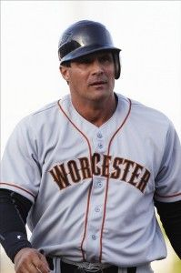 Jose Canseco Made His Return To The Diamond With The Worcester Tornadoes Jose Canseco Jose Minor League Baseball