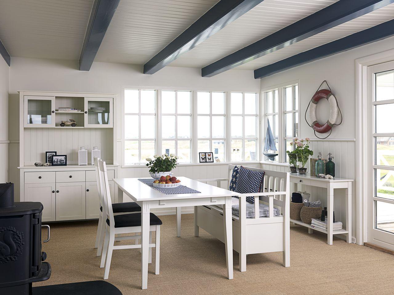 Ysk Mobili ~ Bänk aulum med förvaring vit jysk inredning house