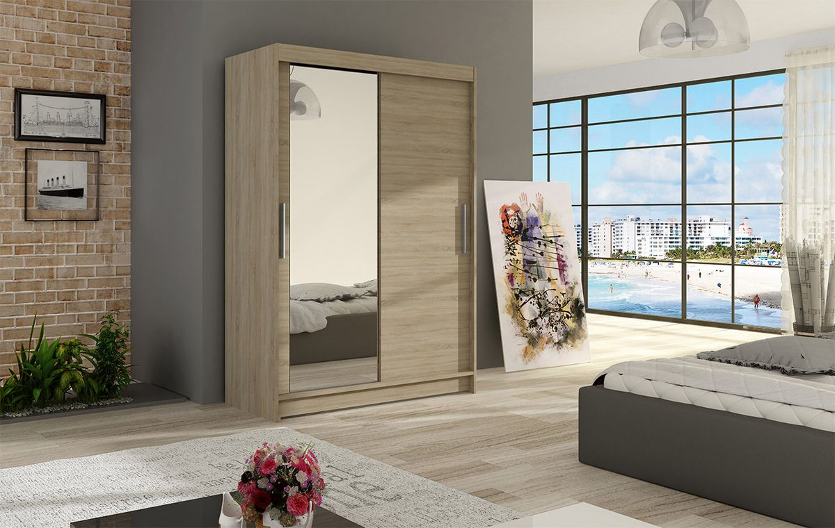 Garderob Pf16 With Images Bedroom Storage Wardrobe Shelving Bedroom Mirror