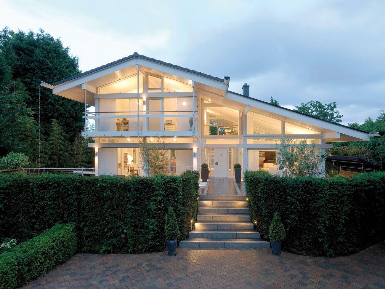 Traumhausgalerie - Moderne Fachwerkhäuser - HUF HAUS | HOME ...