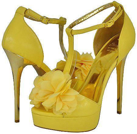 1000  images about wedding shoes on Pinterest | Yellow weddings ...