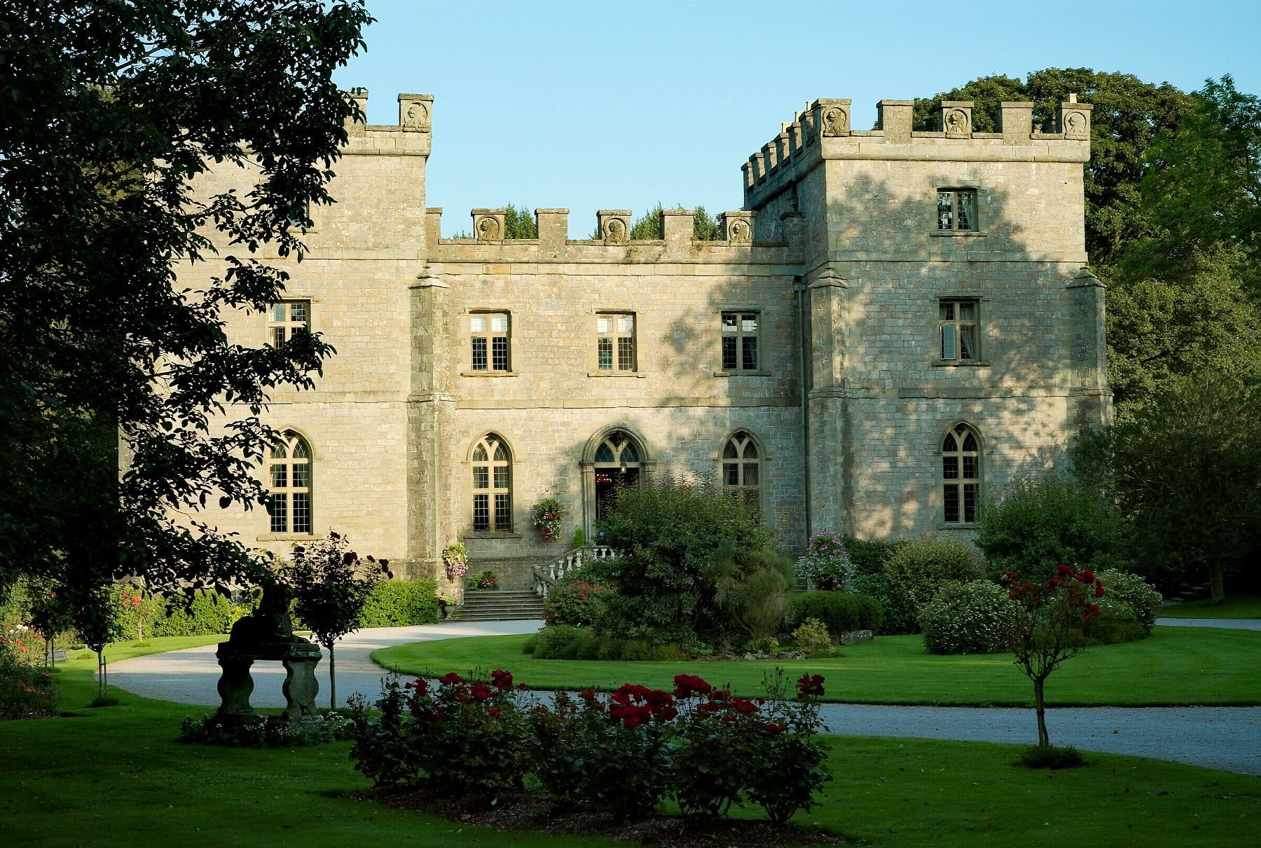 Clearwell Castle The Perfect Fairytale Castle http//www