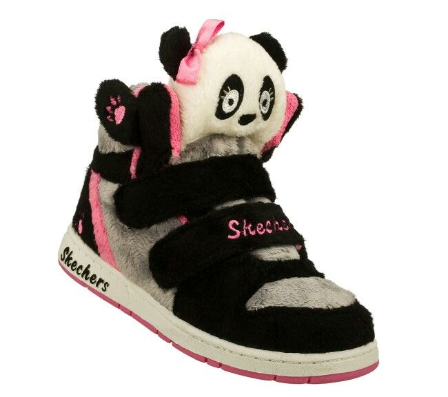 e52ebc6dd22 Panda shoes for little girls! | PANDA THINGS | Little girl shoes ...