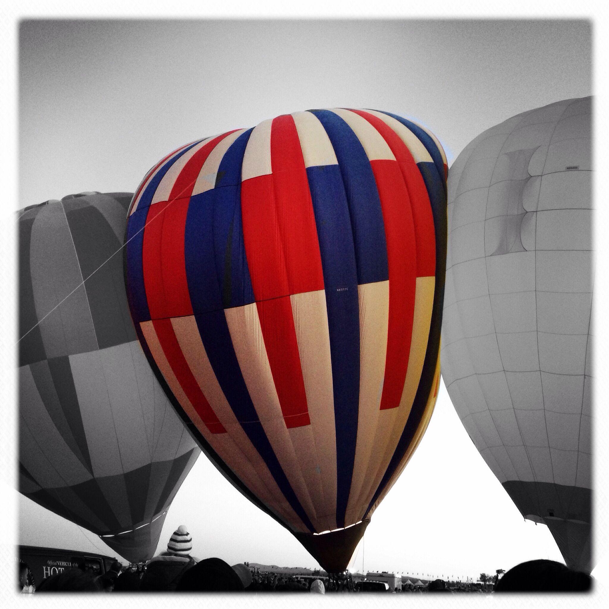 International Balloon Fiesta in Albuquerque
