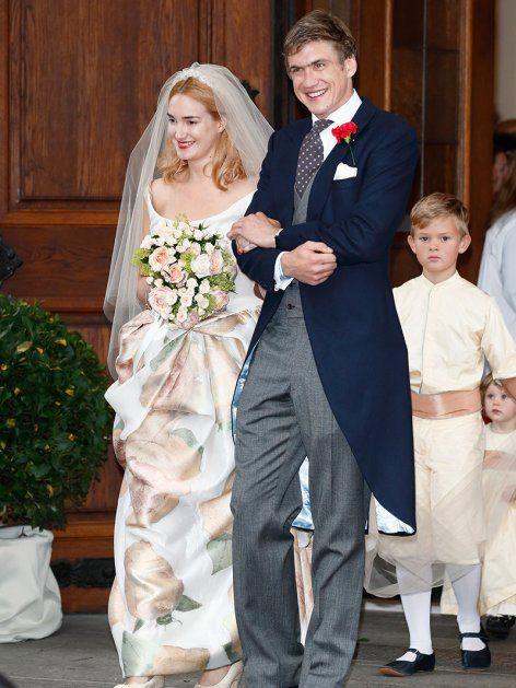 Kate, Mary & Co.: Die schönsten royalen Brautkleider! | Mary