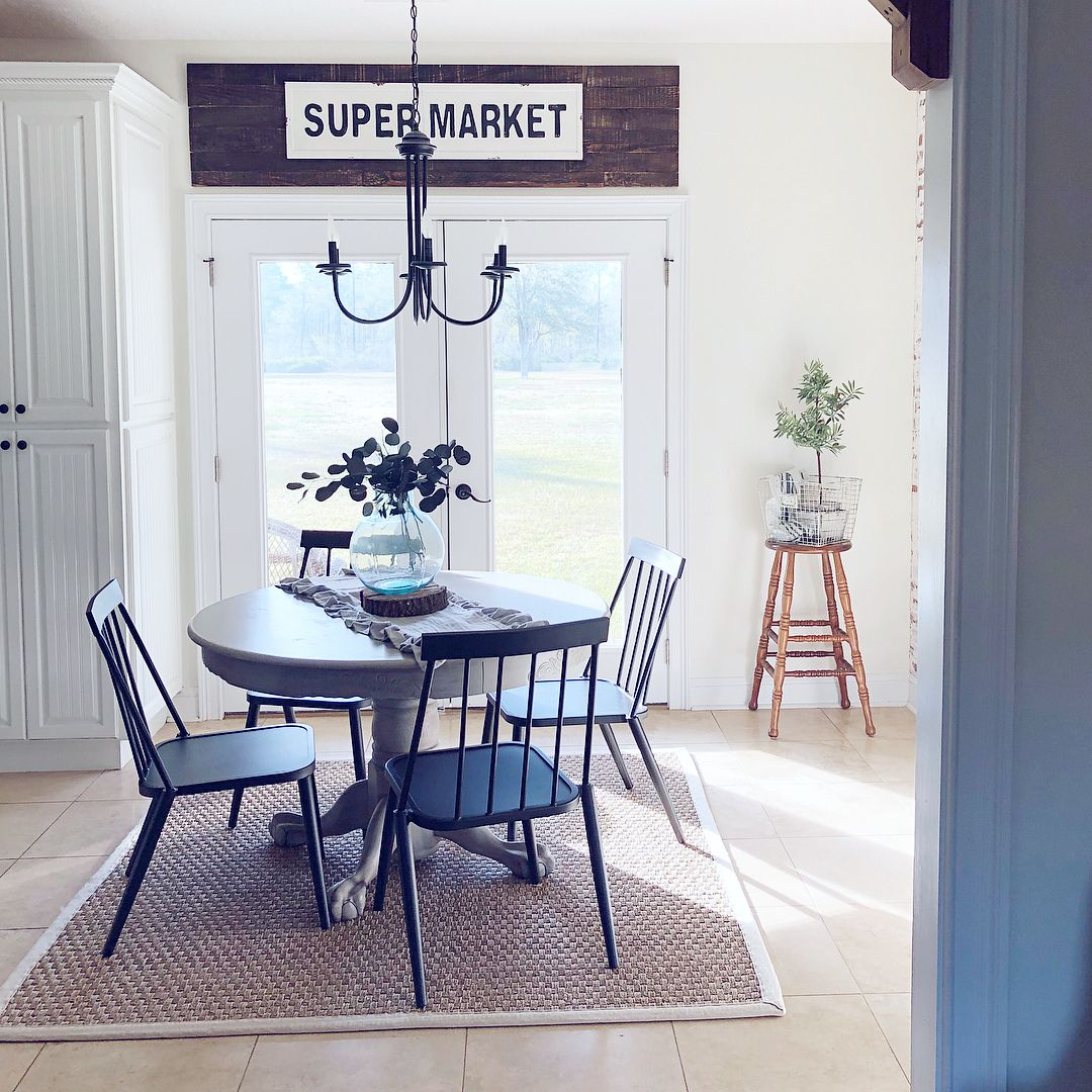 Best Decor Steals Metal Supermarket Sign — Modern Farmhouse 400 x 300
