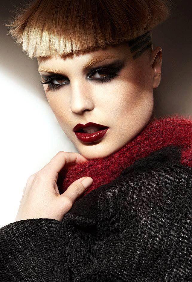 Pin by War*rior on Iron Born Hair makeup, Beauty makeup