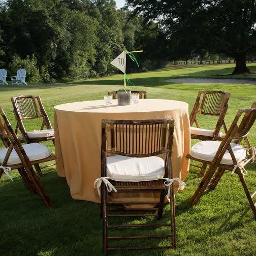 Bamboo Chairs!