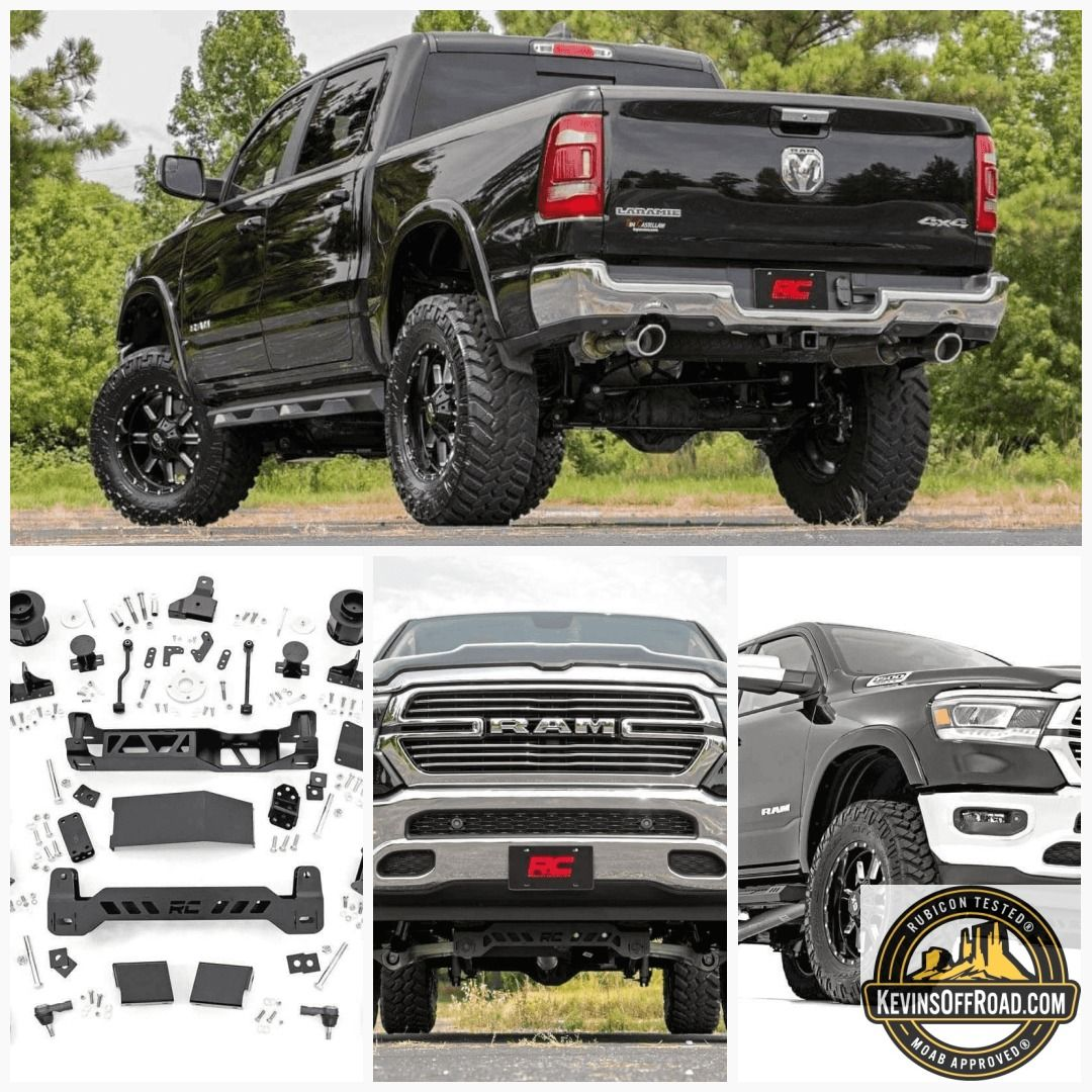 Rough Country 4wd Dodge Ram 2500 3500 Mega Cab 5 Lift: 2019 Dodge Ram 1500 Lift Kit