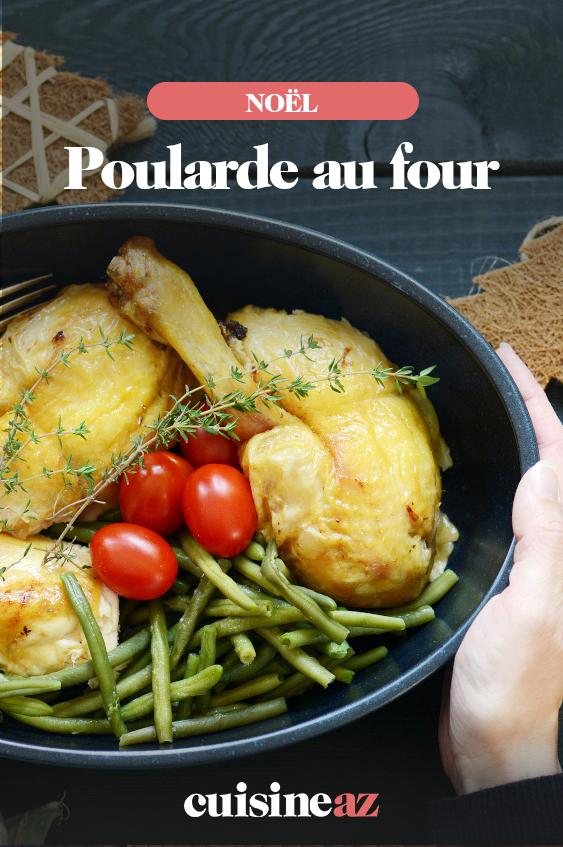 Cuisson Poularde Au Four : cuisson, poularde, Poularde, Recette, Four,, Poularde,