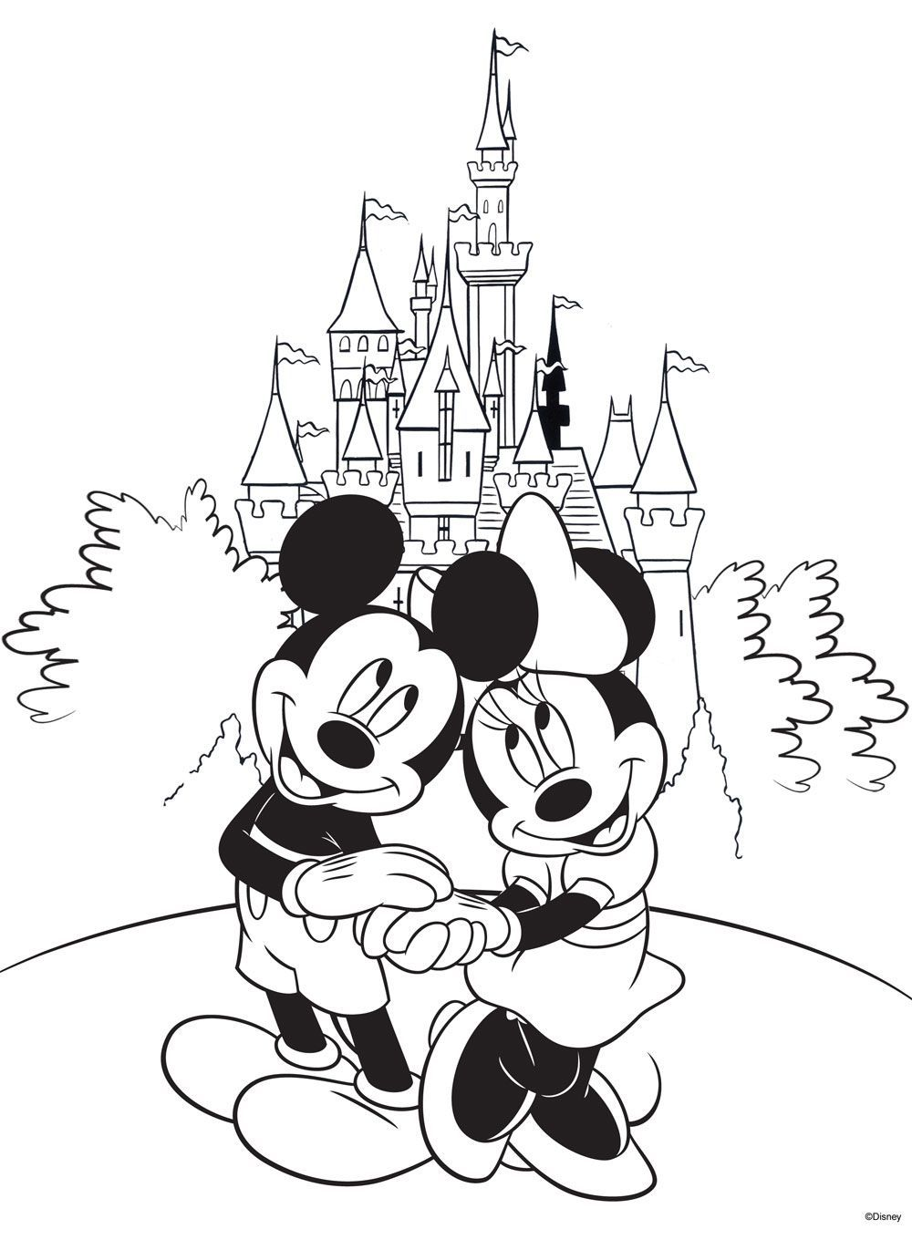 Free Disney Coloring Pages In 2020 Disney Coloring Pages Disney Coloring Sheets Free Disney Coloring Pages