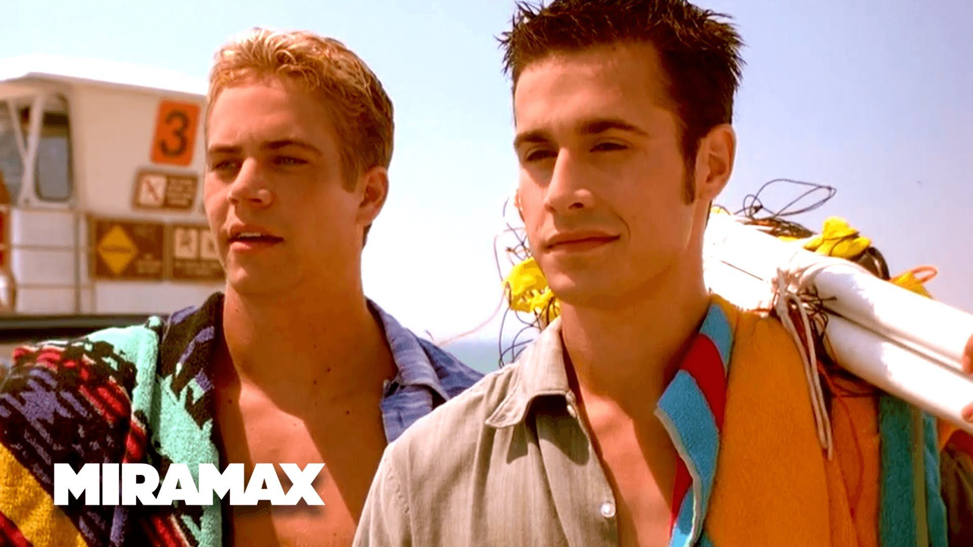 She's All That | 'High School's A Beach' (HD) – Paul Walker, Freddie Pri...