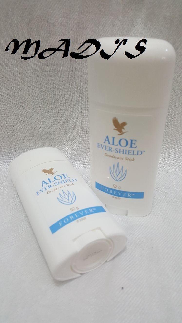 NEW Forever Living Aloe Vera Deodorants Ever Shield