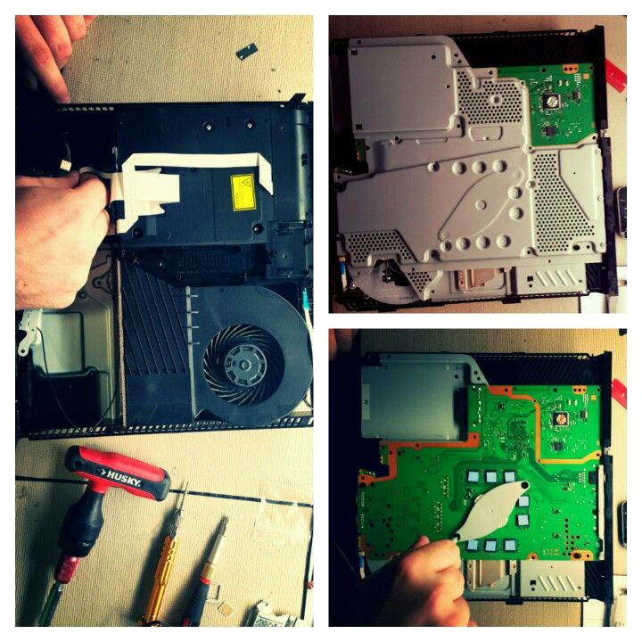 This is a PS4 rebuild.