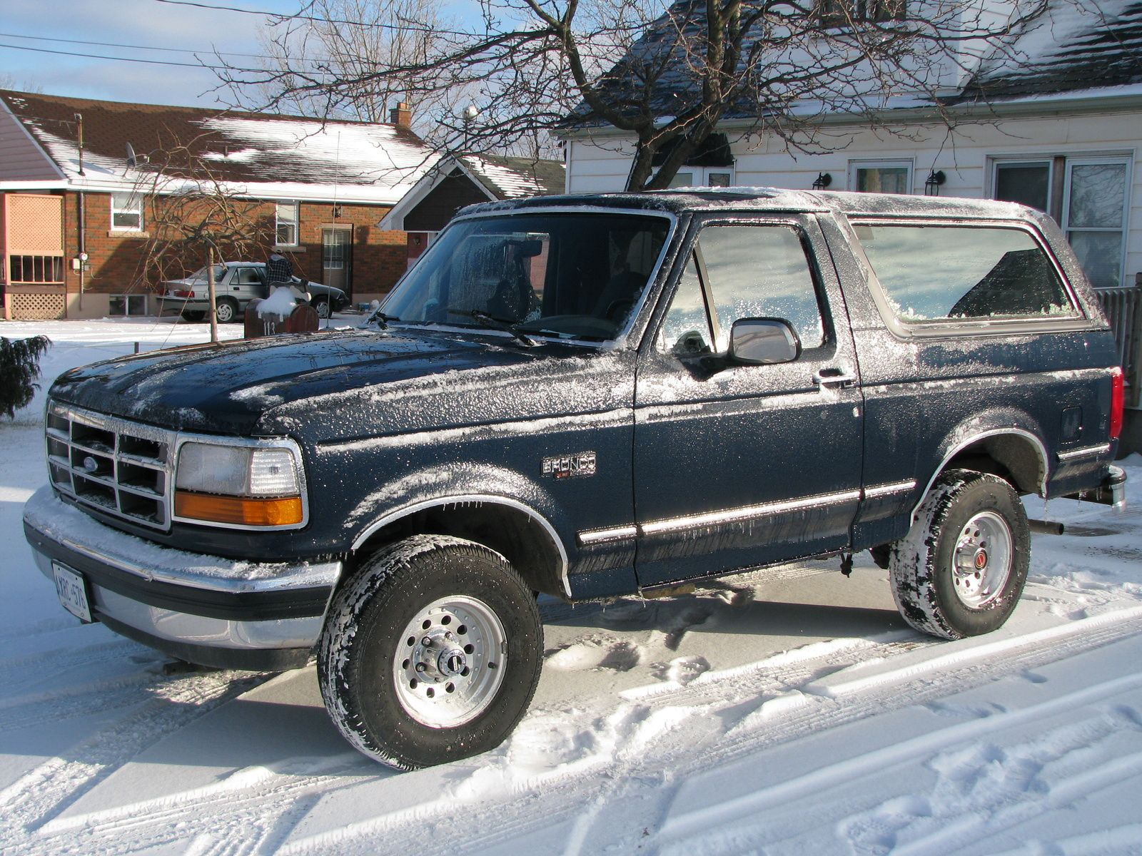Ford Ford Bronco Ford Suv Ford