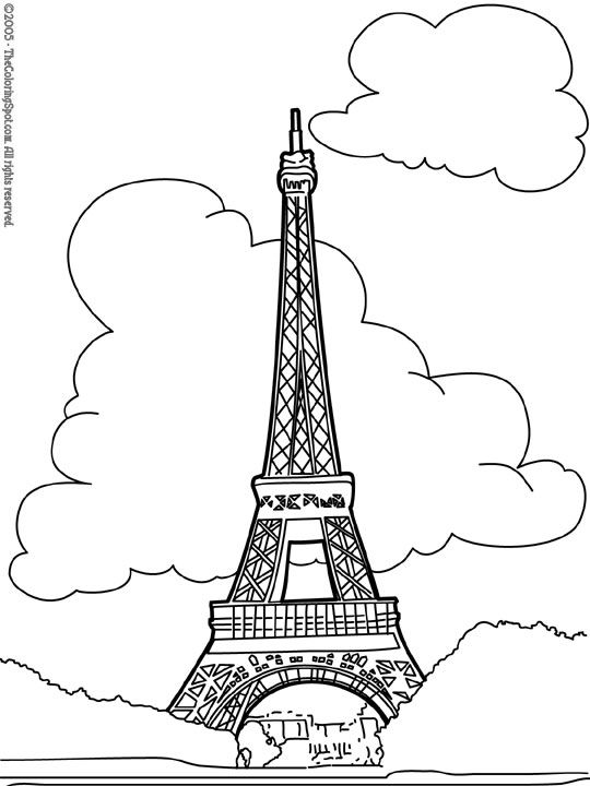 Wonders Of The World Coloring Pages | Coloring Pages | Pinterest ...
