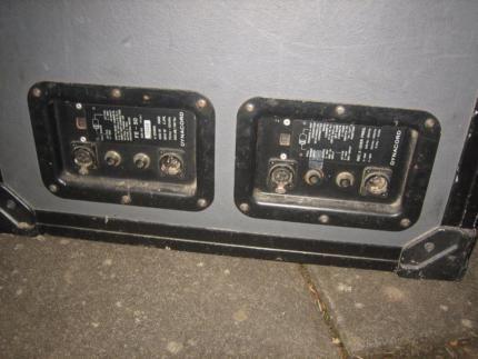2 Dynacord Boxen TOP Sound in RheinlandPfalz Trier