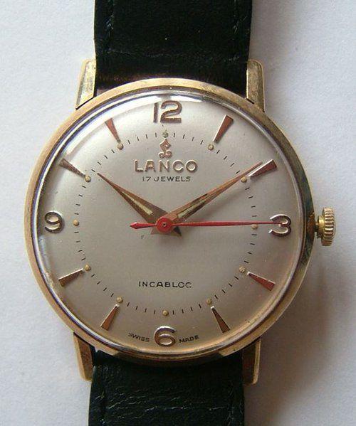 8aacb03fff4 lanco watches - Buscar con Google