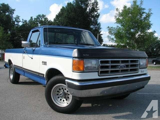 1988 Ford F150 1988 Ford F150 For Sale In Louisville Kentucky