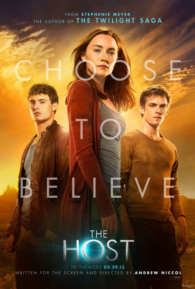 The Host Movie Poster 2 New Movie Posters Movies Stephanie Meyers