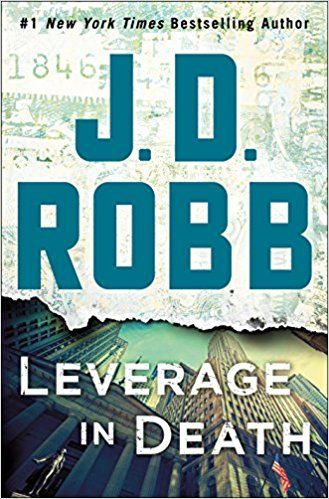 pdf download leverage in death an eve dallas novel in death book