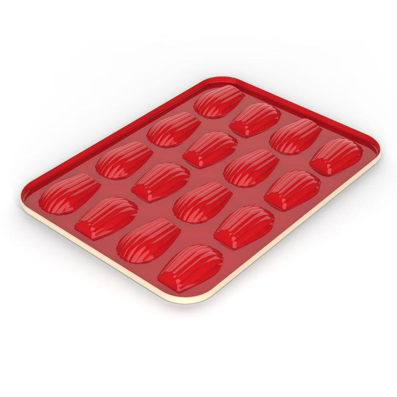 Madeleine pan red nordic ware madeleine cake pan sizes