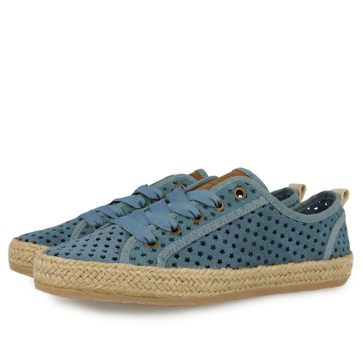 adidas Slvr Winter Moc - Zapatillas de Piel Para Hombre, Color Azul, Talla 40