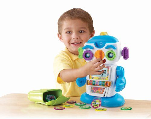 VTech Cogsley Learning Robot-- #ChristmasGiftIdeas