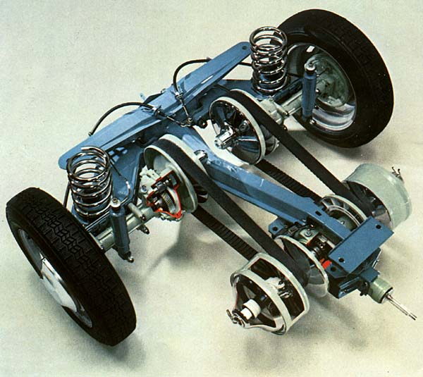 Powerglide Front Wheel Drive: Kart And Pedal Car And Mircocar!!