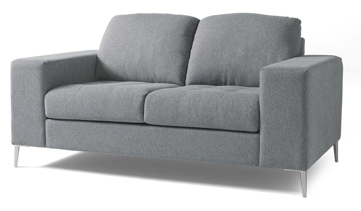 Palliser Mica Loveseat Love Seat Palliser Contemporary Sofa