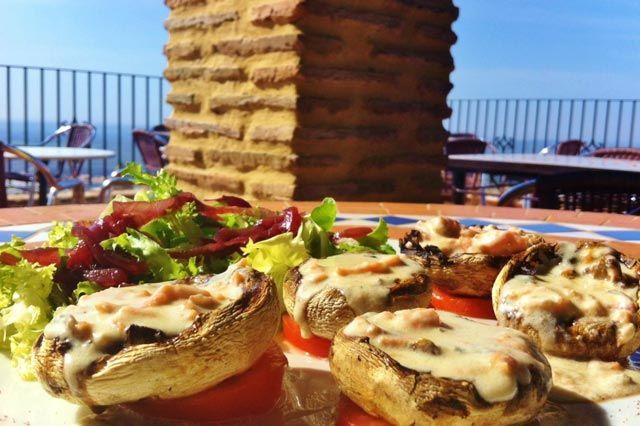 Con Un Escenario Inigualable El Restaurante La Vista De Medina