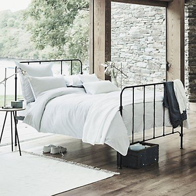 St Ives Bed Linen Collection The White Company Bed Linens Luxury White Company Bedroom Bed
