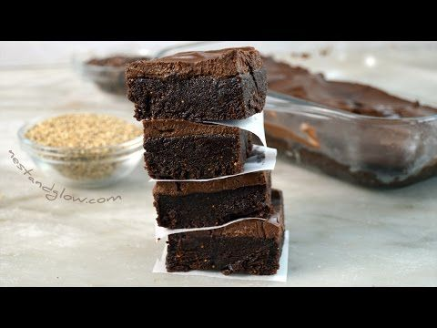 This easy vegan fudge combines some of the highest plant based sauces of calcium such as sesame seeds, figs, almonds…