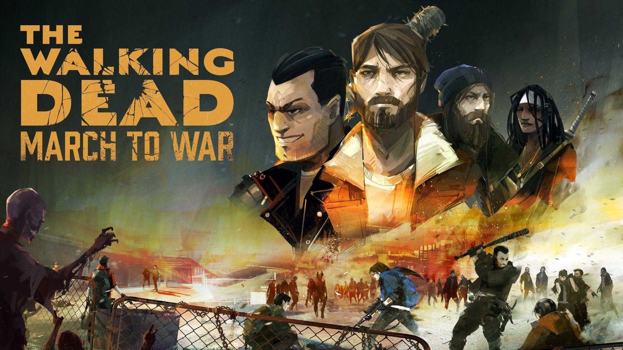 The Walking Dead March to War hack version download apk