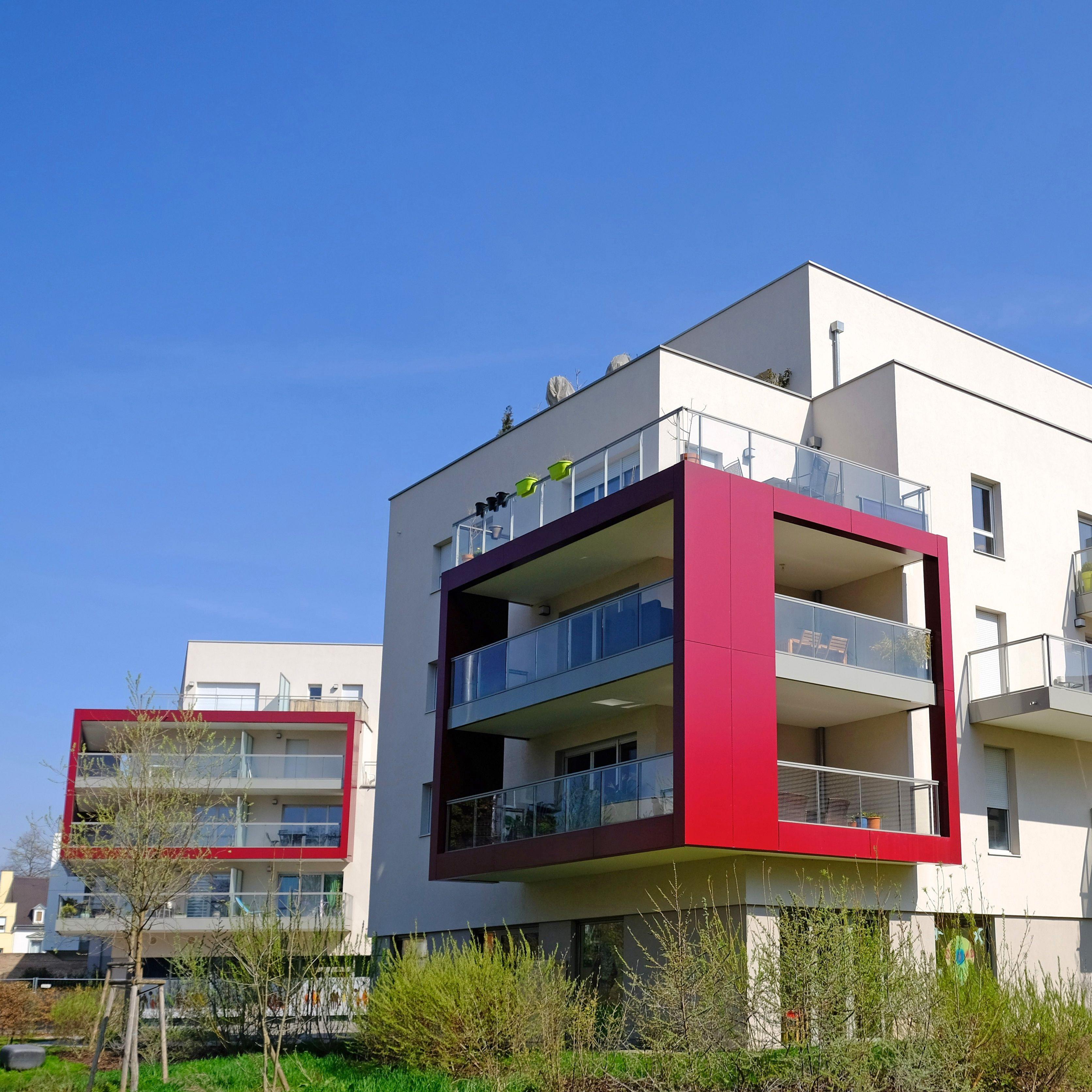 Eco Quartier Schiltigheim Adelshoffen Appartement Elsass Strassburg Bodensee Urlaub